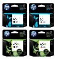HP N9K02AA (65) BLACK CARTRIDGE
